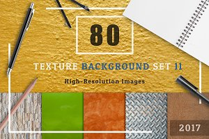 80 Texture Background Set 11