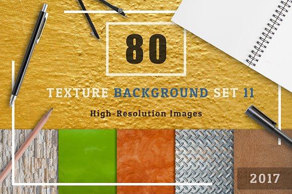 80 Texture Background Set 11