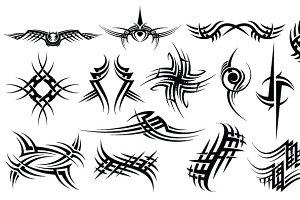 Tribal Vector Pack