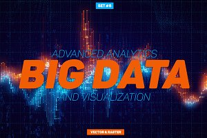 Big Data Financial Graphs Set#8