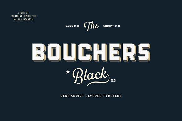 Bouchers Sans Script 2.0