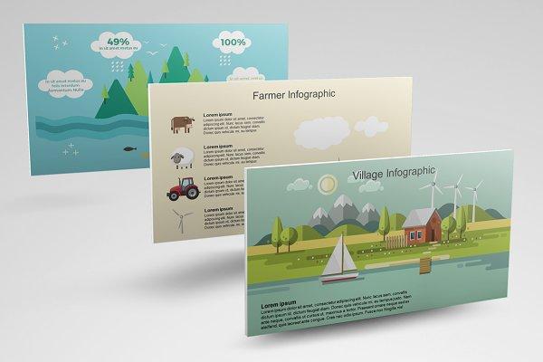 Mega Environment Keynote Pack