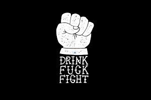 Drink F*ck Fight