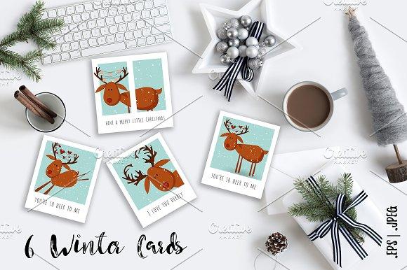 Cute Winter Cards 2