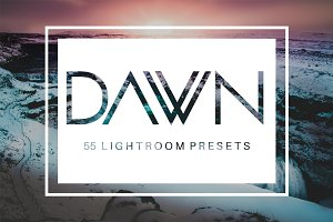 DAWN - Lightroom Preset Pack