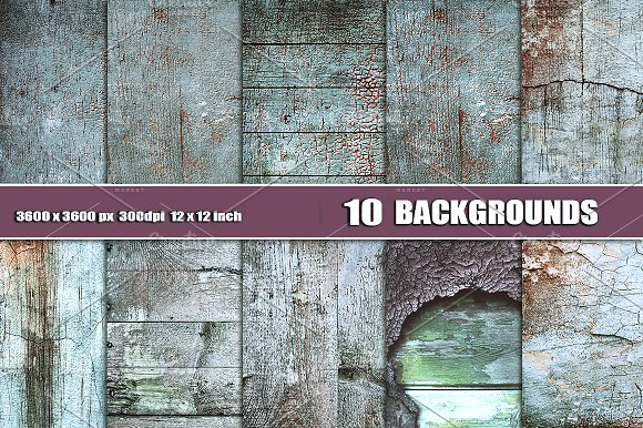 Grunge wood wall texture backgrounds