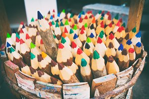 Chosen pencil concept