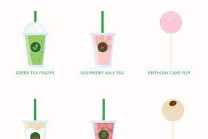 Starbucks Vectors