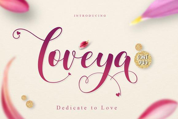 Loveya Script