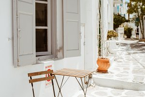 Greece Alleyway 2