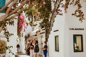 Streets in Greece 4