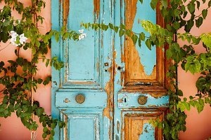 Greece door 2