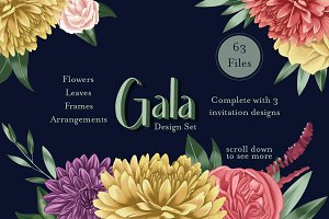 Gala Graphics Pack