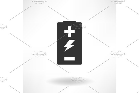 Battery Simple Icon