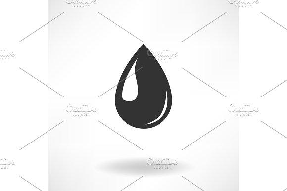 Drop Simple Icon