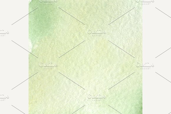 Watercolor Light Green Paper Texture