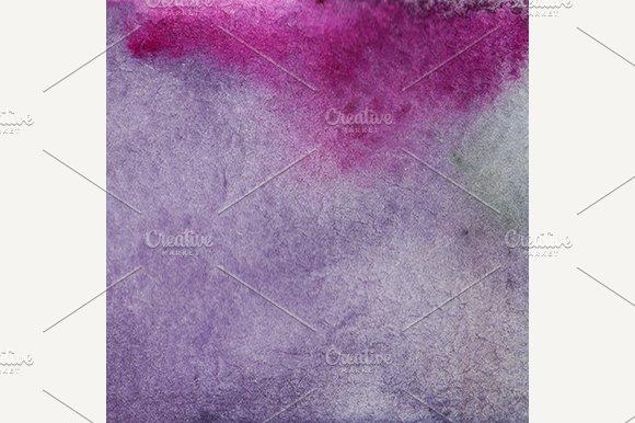 Watercolor paper texture background in Textures
