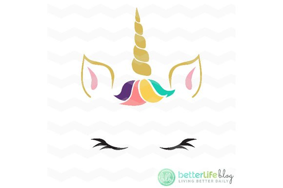 Unicorn Face Vector Eps Svg Dxf Illustrations