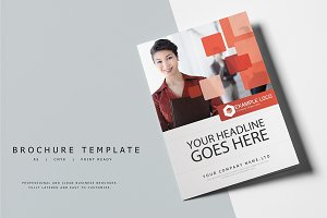 8in1 Brochure Template Pack