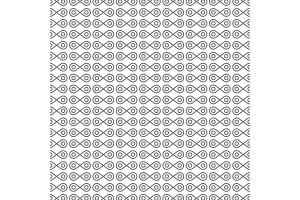 Pattern abstract vector with elements icon GPS