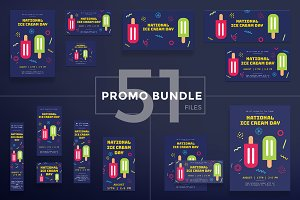 Promo Bundle | Ice Cream Day