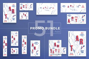 Promo Bundle | Craft Fair