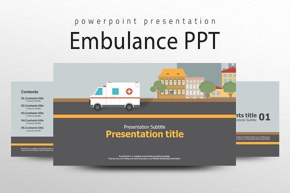 Ambulance PPT