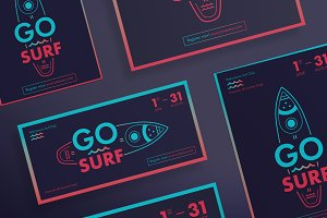 Flyers | Go Surf