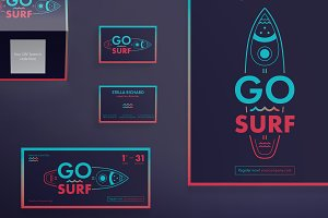 Print Pack | Go Surf