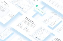 Method Wireframe Kit [200+ Blocks] by  in Wireframe Kits