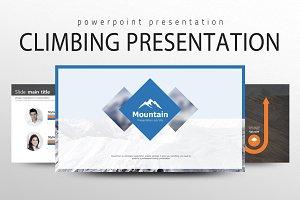 Climbing Presentation