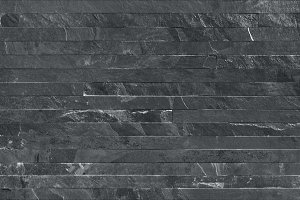 Strip stone wall cladding texture