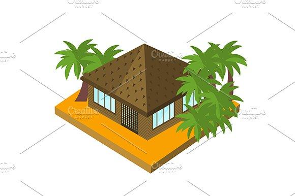 Tropic Bungalow Icon