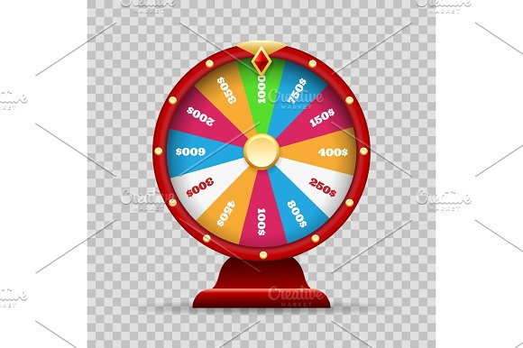 Luck Wheel Of Fortune