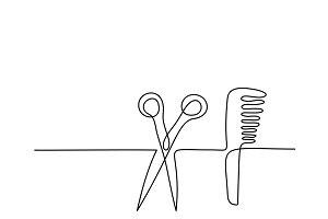 Pencil business icon