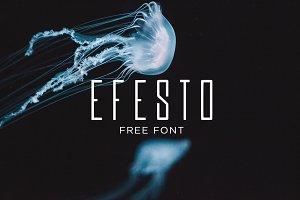 Efesto | Free Font