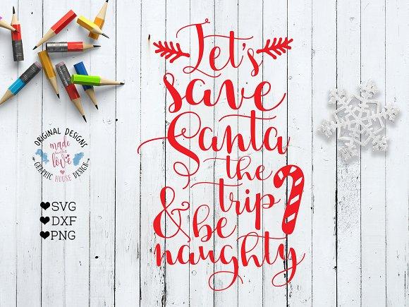Let's Save Santa The Trip
