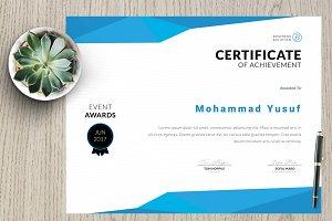 Certificate vm4