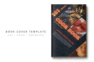 Book Cover Template 04