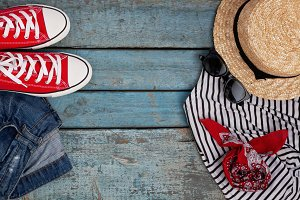 Travel and fashion