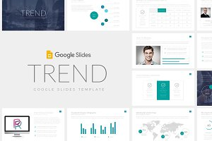 Trend - Google Slides template