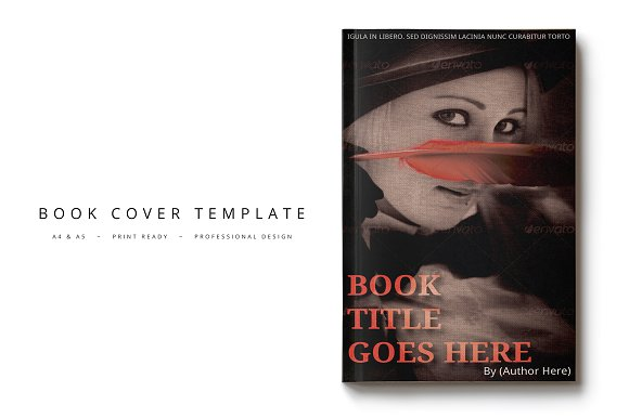 Book Cover Template 13