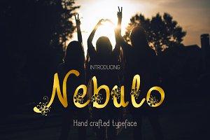 Nebulo Font