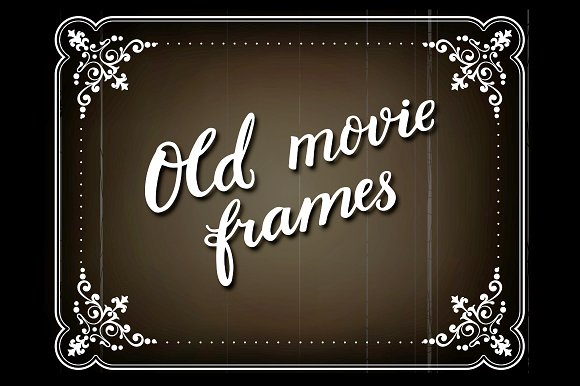 Silent Movie Frames