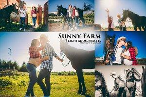 Sunny Farm- 7 Lr presets