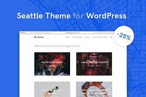 Seattle – WordPress Theme