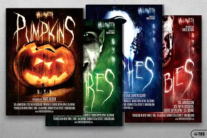 Halloween Flyer Template V10