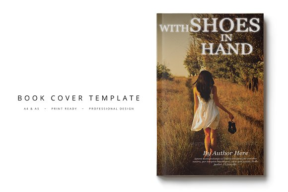 Book Cover Template 18
