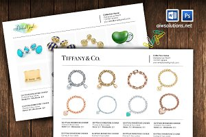 Line sheet Template-id29