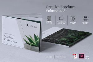 Creative Brochure Template Vol. 08
